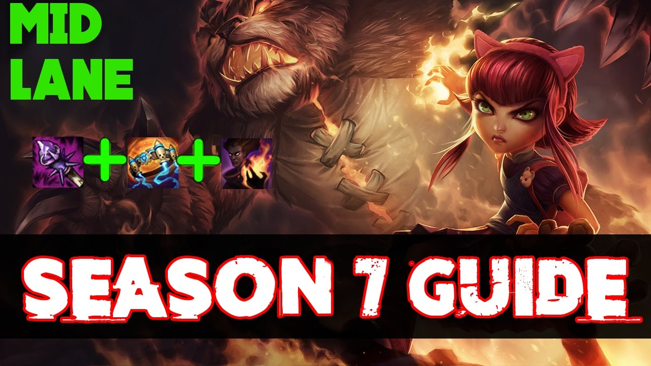Citaten Annie Guide : Complete annie guide mid league of legends
