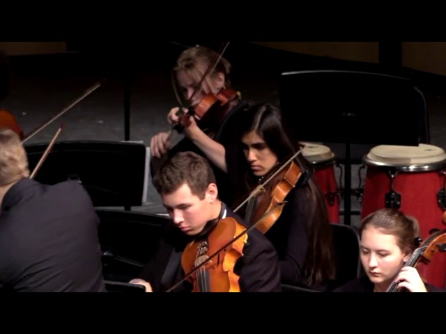 08 DHS Chamber Orchestra Rey's Theme from Star Wars: The Force Awakens Williams
