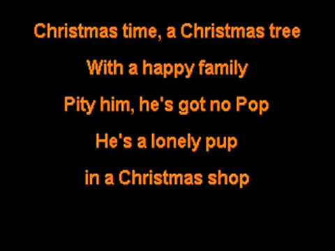 Adam Faith - Lonely Pup In A Christmas Shop Karaoke