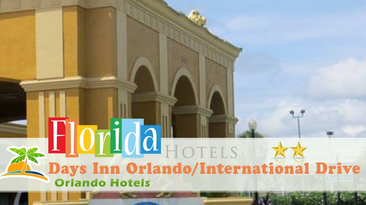 Hotels On International Drive Orlando