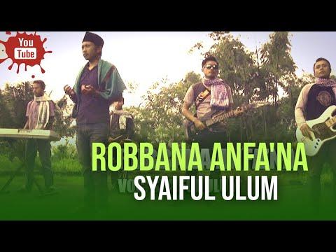 Robbana Anfa'na Versi ZAHRA MUSIC, Voc. Syaiful Ulum