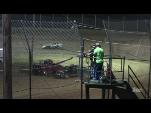 Moler Raceway Park | 9.16.16 | Matts Graphics UMP Modifieds | Heat 2
