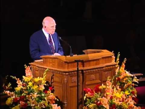 Mormon doctrine - Following the Pioneers
