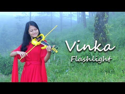 Flashlight - Jessie J. ( Violin Cover By Vinka )