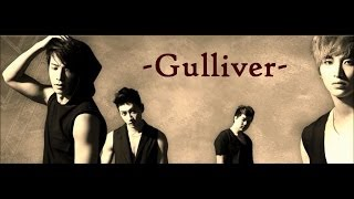 Repeat youtube video Super Junior - Gulliver (English Lyrics)