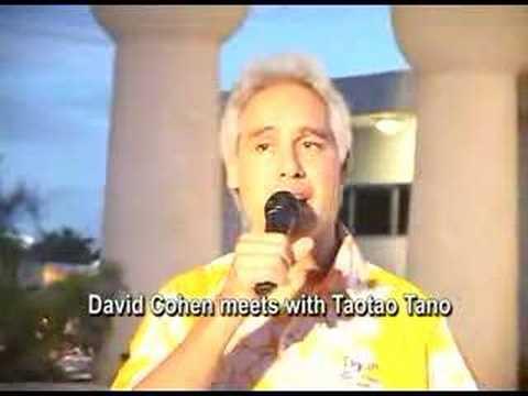 CNMI-David Cohen on Federalization Part 1