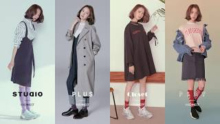 H:CONNECT 2018 S/S COLLECTION WITH YOONA