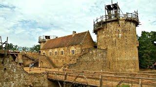 Во Франции вручную строят средневековый замок (новости)(http://ntdtv.ru/ Во Франции вручную строят средневековый замок. Международный валютный фонд продолжит сотрудниче..., 2016-09-15T11:51:21.000Z)