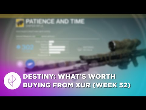 Here's what's worth buying from Destiny's Xur, Sept. 4-6