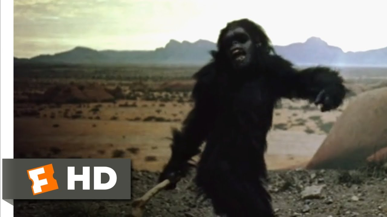 Download 2001: A Space Odyssey (1968) - From Bone to Satellite Scene (1/6) | Movieclips