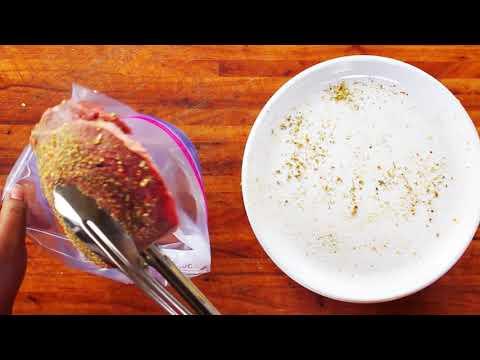 Mediterranean Steak Quinoa Bowl Recipe