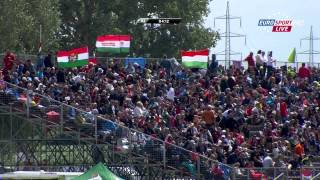 WTCC 2015. Round 6. Slovakia. Bratislava. Race 2 [ENG]