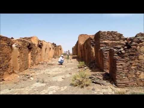 Sidi Bab Ayat, Morocco, Lead Mine, 2013