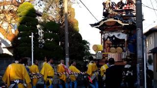 川越氷川祭 末広町高砂の山車 OLYMPUS OM-D E-M5/Zuiko digital 14-54mm 1:2.8-3.5Ⅱ