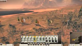 Avernirler&Avernirler vs Roma&Pontus [Total Warcılar]