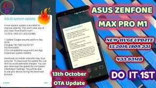 asus zenfone max pro update review