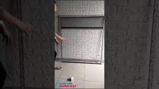 Mẫu Cửa Lưới Chống Muỗi 03
