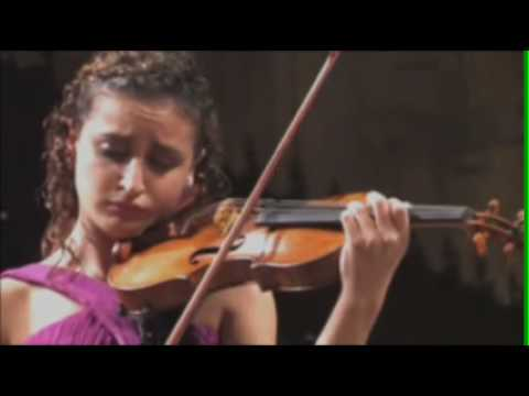 SHIR LEVY, violin. Ziguenerweisen, Gipsy Airs, Sarasate, at St. John the Divine Streaming