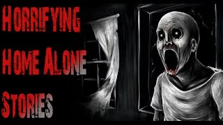 3 true terrifying home alone home invasion scary stories   ft cryaotic
