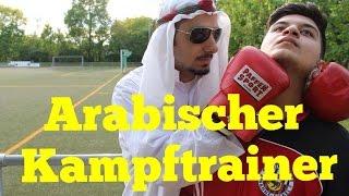 ARABISCHER KAMPFTRAINER