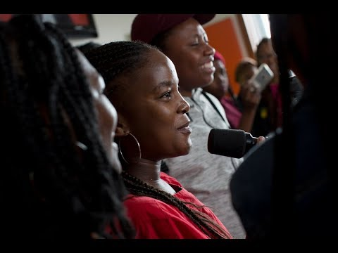 Youth radio broadcasters build safer communities across South Africa