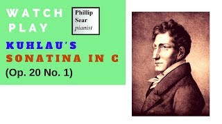 Friedrich Kuhlau : Sonatina in C, Op. 20 No. 1