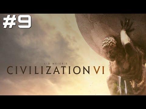Let's Play Civilization 6 - Part 9 |