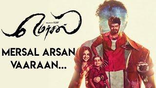 Mersal Arasan Vaaraan... | Mersal Teaser Countdown Starts! | Vijay | Atlee