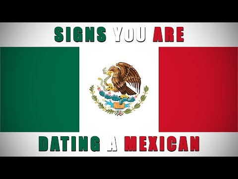 Signs You Are Dating A Mexican  | Skit (2016)