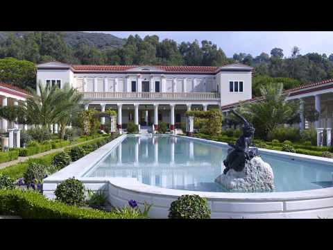 Roman Villa Tour