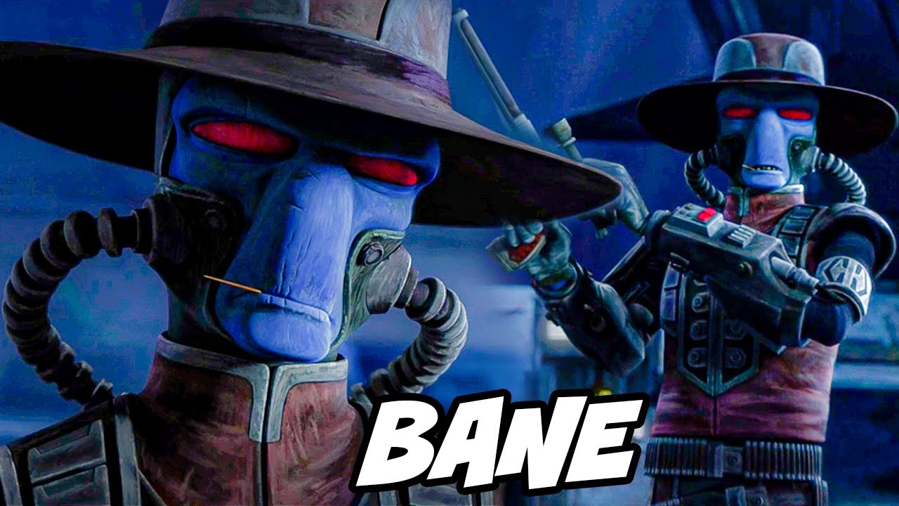 Everything You Need to Know About Cad Bane