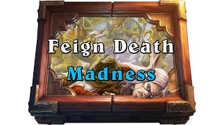 Feign Death Hunter - The Ultimate Deathrattle Pain! Let