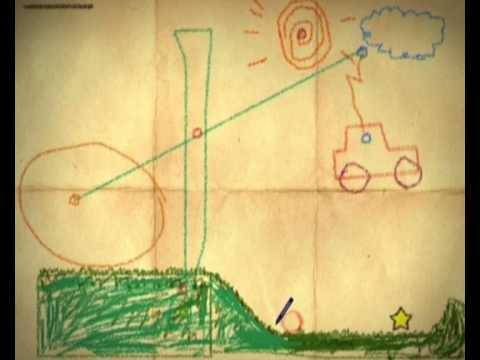 Crayon Physics Deluxe trailer 2