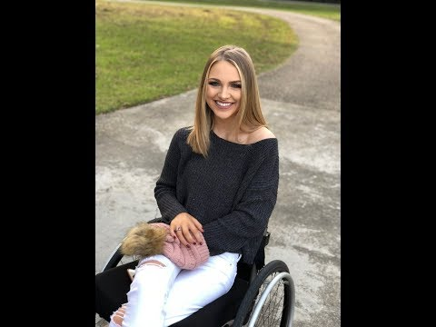 Cheerleader Paralyzed by Suicide Attempt