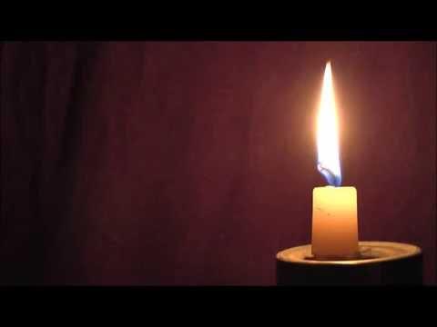 A Burning Candle In A Dark Room C 2015 Gandharvamusic Lzwg Gm Os Avp