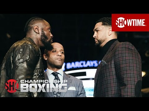 Wilder & Breazeale Heated Q&A and Faceoff | May 18 on SHOWTIME