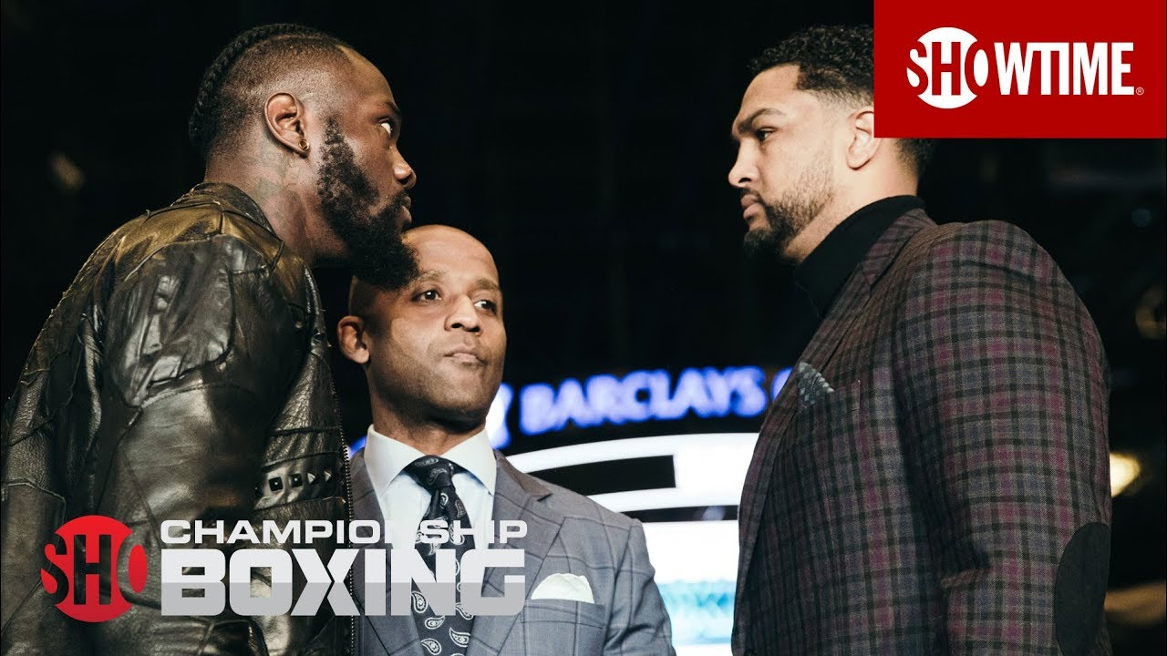 Download Wilder & Breazeale Heated Q&A and Faceoff   May 18 on SHOWTIME