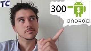 Quali telefoni Android acquistare con 300 euro?