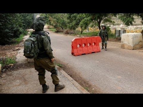 Israel military moves to destroy Hezbollah tunnels from Lebanon