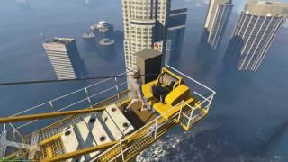 GTA 5 Mods #28 - Cả Thế Giới Chìm Trong Nước (Ngày Tận Thế)