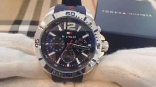 Men's Tommy Hilfiger Cool Sport Multi Function Watch 1791142