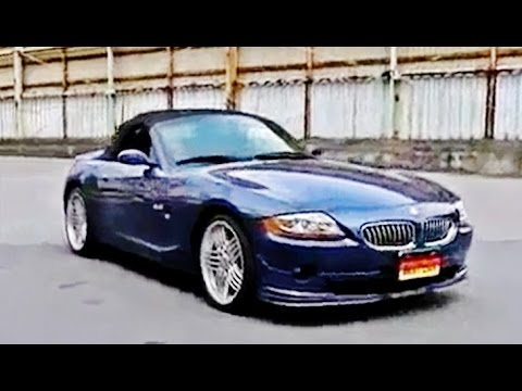 BMW ALPINA Roadster S 3.4 (Z4 E85) Quick look - YouTube