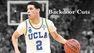 Lonzo Ball Backdoor Cuts