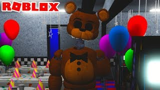 How To Get Ignited Freddy (Hidden Room Badge) dans Roblox Freddy Fazbear's Entertainment 1992 The RP
