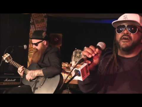 Skindred - Acoustic Rude Boys (Pressure, Kill the Power, Saying It Now)