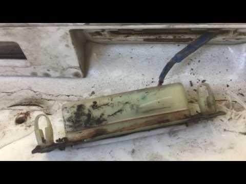 2004-2009 Lexus RX 330/350/450 rear cargo door switch repair