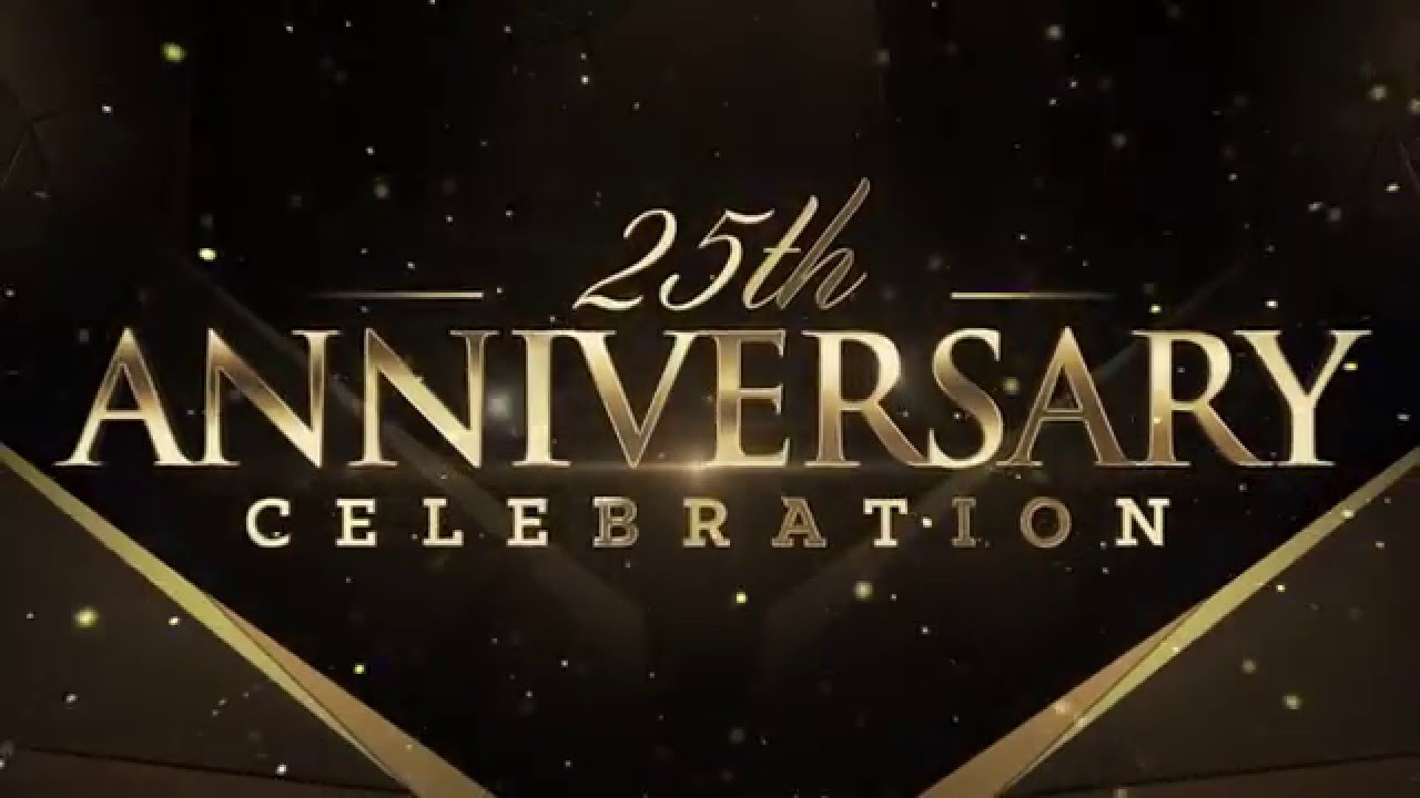 Happy 25th Anniversary Pastor Terry K Anderson Youtube