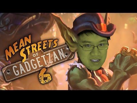 Hearthstone: Mean Streets Of Gadgetzan - Card Review Part 6 - Jade Lotus