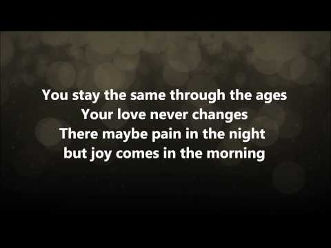 Your Love Never Fails - Jesus Culture w/ Lyrics