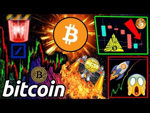 """BITCOIN WINDING UP For NEXT BIG MOVE!! $1.3M BTC 2025!? """"Crypto WILL Replace Fiat"""" - Deutsche"""